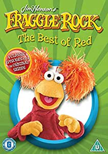 Fraggle Rock: The Best of Red [DVD]