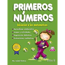 Primeros numeros / First Numbers