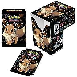 Ultra Pro Deck box Eevee Pokemon 80 cartas