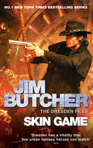 Skin Game (The Dresden Files, Book 15) por Jim Butcher