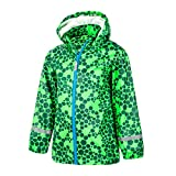 Color Kids. Regenjacke Terla, Toucan Green, Gr. 128