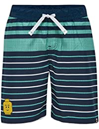 Lego Wear Boy Iconic Pilou 426-Swim, Short Garçon