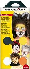 Idea Regalo - Set Trucco per Bambini Animals - Faber-Castell 579001
