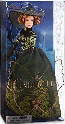 Disney Original - Princess Cinderella Film 2015 / Sammler Kollektion - Lady Tremaine - Exclusive 30cm Puppe - 2015 Barbie-kollektion