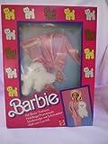 Barbie Pet Show Damen–Pink Dress & Jacket Set (1986–European Market)–Selten