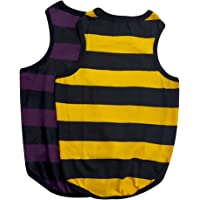 """Fetcher Dog T Shirt Sleeveless Muscle Tee Sando Vest for Dogs and Cats (Set of 2) (16"""" Medium)"""