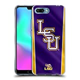 Head Case Designs Offizielle Louisiana State University LSU Fahne Soft Gel Hülle für Huawei Honor 10
