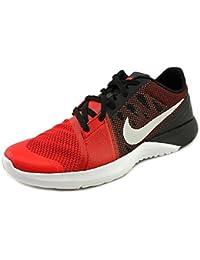5e2cd743e487 Nike Men s Fs Lite Trainer 3 Training Shoe University RD Metallic  Platinum-Black