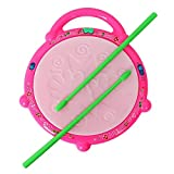 #3: Vivir Flash Drum with 3D Lights and Musical Toys for Boys and Girls