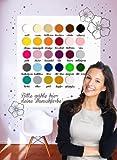 Wandtattoo Wandaufkleber Aufkleber Sticker Karibik Südsee Palmen Meer Strand M1887 ausgewählte Farbe: *silber* ausgewählte Größe: *XL* - 3