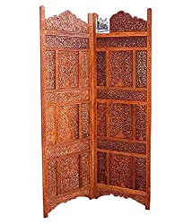 National Handicrafts 72 X 80, Screen Partition / Room Divider / Saparator / Zafri