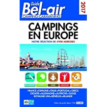 Guide Bel-air campings en Europe 2017