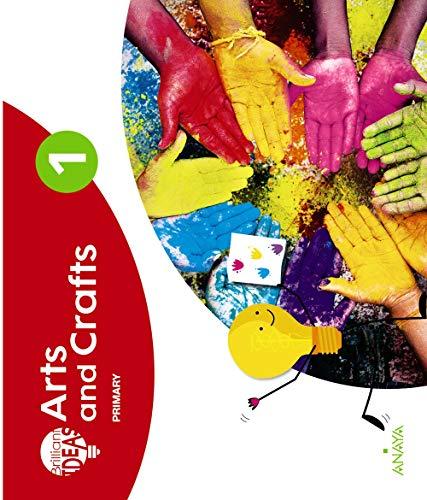 Arts and Crafts 1 Pupil's Book + Portfolio (BRILLIANT IDEAS)