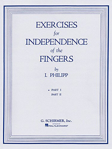 Exercises for Independence of the Finger...