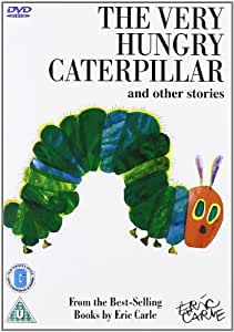 The Very Hungry Caterpillar and other stories by Eric Carle [DVD]