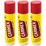 carmex Classic Labios Bálsamo Stick (LSF 15), 3Pack (3x 4G)