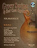 Gypsy Swing & Hot Club Rhythm for Mandolin: Noten, CD, Lehrmaterial für Mandoline