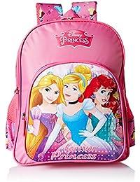 Disney Princess Beauties Pink School Bag for Children of Age Group 3 - 5  years  80d2ea1326