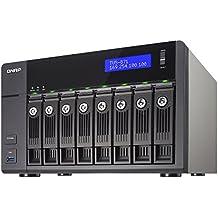 QNAP TVS-871 NAS Desktop 8Bay Intel Core i3-4150 3,5GHz DualCore 8GB DDR3 RAM(max 12GB) 3xUSB3.0 4xGb LAN 10Gb Ready HDMI