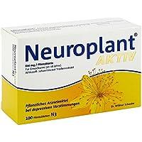 NEUROPLANT aktiv Filmtabletten 100St PZN: 7751991 preisvergleich bei billige-tabletten.eu