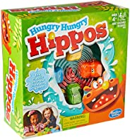 HASBRO GAMING Hungry Hippos Kids Game