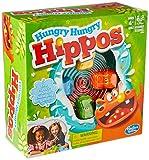 Hasbro Gaming- Mangia Ippo Versione in Inglese, 98936.0