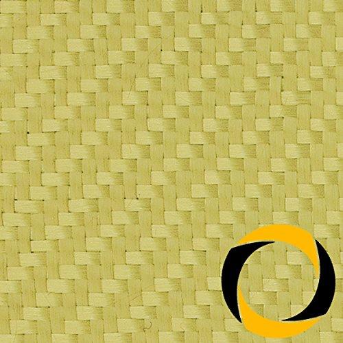 Ascending Composites Aramidgewebe 300 g/m² (Köper) 100 cm, Rolle 1 m -