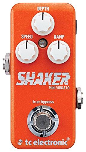 TC Electronic Shaker Mini Vibrato · Pedal guitarra eléctrica