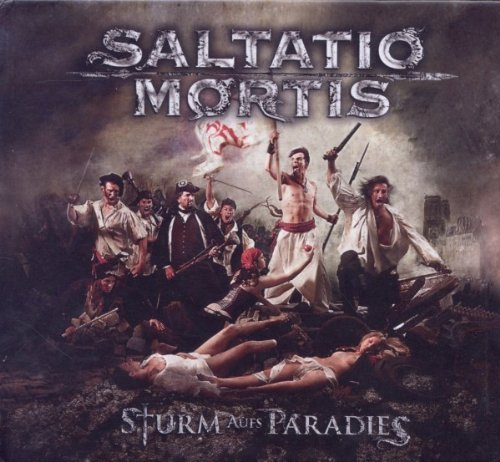 Sturm Aufs Paradies -Ltd- By Saltatio Mortis (2011-09-02)