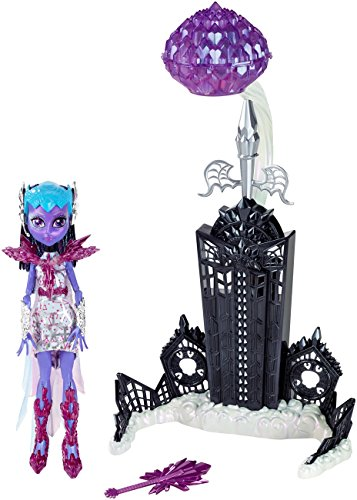 Mattel Monster High CHW58 - Buh York, Kometen-Schwebestation und (High Neue Die Monster)