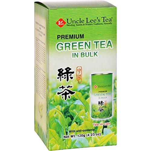Uncle Lee's Tea Loose Green, 5.29 Ounce by Uncle Lee's Tea -