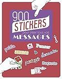 Best Créativité pour les enfants de 1 an Livres - 900 stickers pour créer tous vos messages Review