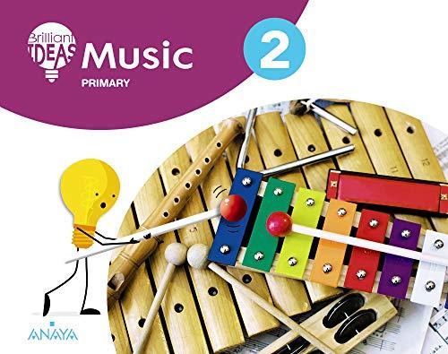 Music 2 Pupil's Book (BRILLIANT IDEAS)