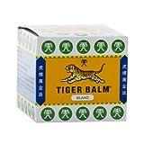 Tiger Balm Baume Blanc Pot de 30 g