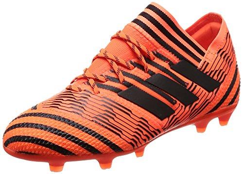 online store 1167f 10395 adidas Jungen NEMEZIZ 17.1 FG J Fußballschuhe, Mehrfarbig (Solar  Orange Core Black