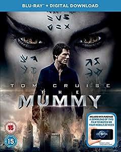 The Mummy (2017) BD + Digital Download [Blu-ray]