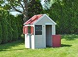 Wendi Toys Spielhaus Kinderspielhaus Holzhaus Gartenhaus Garten Kinderhaus Baumhaus Kinder, 702