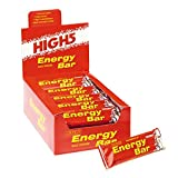 High 5 Wild Berry Energy Bars 60g Pack of 25