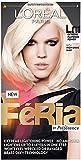 L'Oreal Paris Feria Hair Colour L01 Extreme Platinum Power