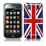 Union Jack Schutzhülle für Samsung Galaxy S i9000 -