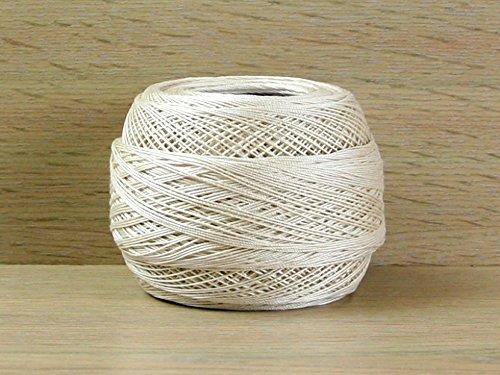 DMC Cebelia schottischen Baumwolle Crochet Gewinde Größe 30ECRU-Pro 50g Knäuel