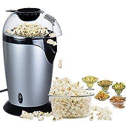 Aluminum Popcorn Machine