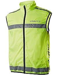 Craft Mens Active Hi Viz Running Safety Vest