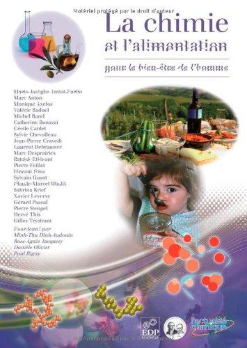 La chimie et l'alimentation : Pour le bien-être de l'homme