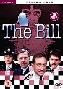 The Bill - Series 4 Vol. 4 [DVD] [1989]