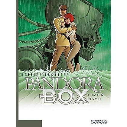 Pandora Box - tome 6 - L'envie