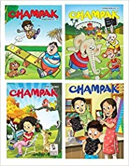 Set of 10 Champak Magazines