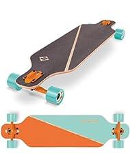 Longboard Street Surfing Freeride - Nordic Orange 39''''