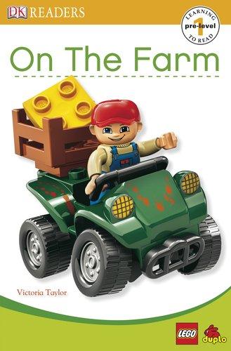 Lego Duplo on the Farm (Dk Readers: Pre-level 1)