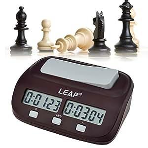 CkeyiN Affichage numérique Chess Clock Count Up du compte à rebours